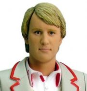 Peter Davison Fifth Doctor Who Classic Series Wave 1 Character Options Action Figure